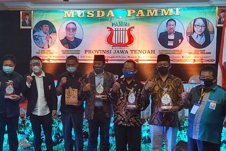 Frans Setyo Pranoto Pimpin Kembali DPD PAMMI Jateng
