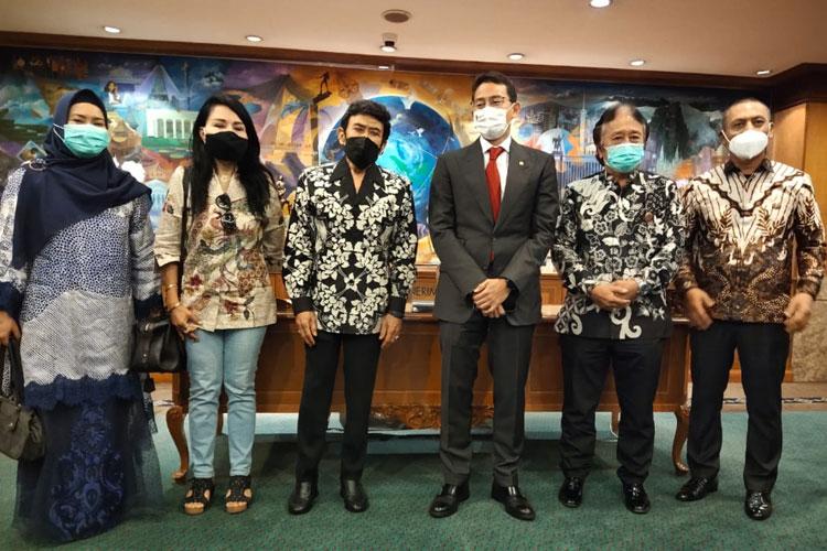 Dangdut goes to UNESCO
