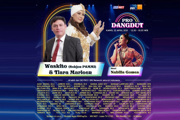 Talkshow Dangdut Goes to Unesco