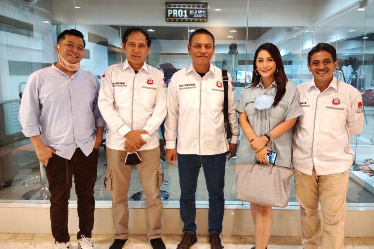 Talkshow Dangdut Goes to Unesco di RRI Pro 1 Jakarta